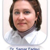 Photo of Dr. Samar Fadavi