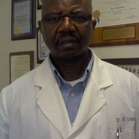 Photo of Dr Aloysius I. Udeze, DC, DABDA.
