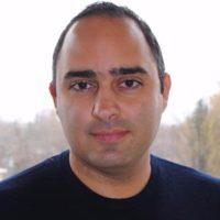 Photo of Dr. Ali Saghatoleslami