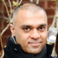 Photo of Dr. Damnish Saini