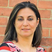 Photo of Dr. Israa Fakhri