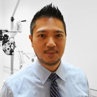 Photo of Dr. Ahren P. Castro, OD