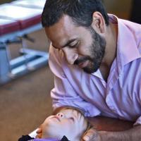 Photo of Dr. Tyson Perez