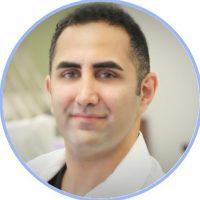 Photo of Dr. Reza Ghorbani