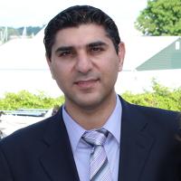 Photo of Dr. Benjamin Ghotbi