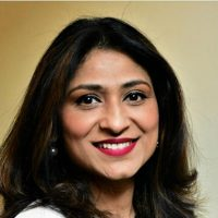 Photo of Dr. Sara Mathew