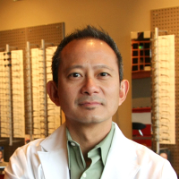 Photo of Dr. Arnold Bulos, OD